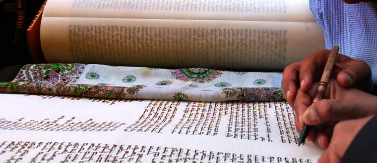 האם אפשר לכתוב ספר  תורה בשותפות?